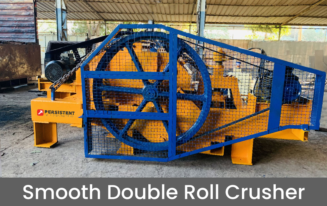 Smooth-Double-Roll-Crusher
